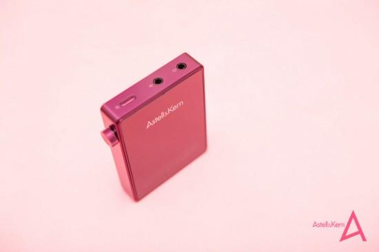 Astell&Kern AK100 限定カラー ワインレッドが登場!