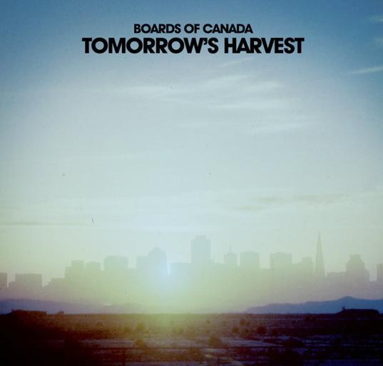 BOARDS OF CANADA 8年振りのニューアルバム「TOMORROW'S HARVEST」発売!