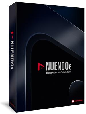 Steinberg Nuendo6を発売!