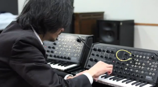 KORG MS-20 miniの新たな動画を公開!