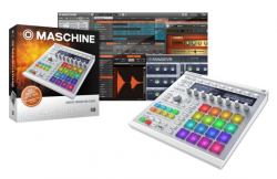 Native Instruments Maschine mkII