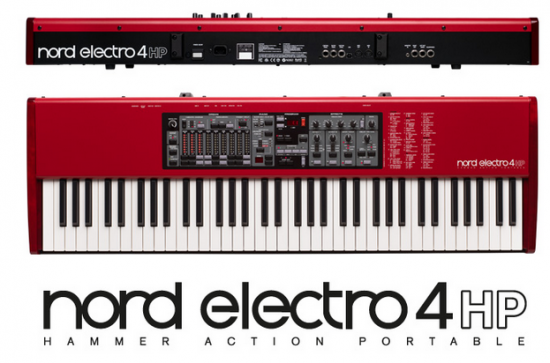 Nord Electro 4D and Electro 4 HP