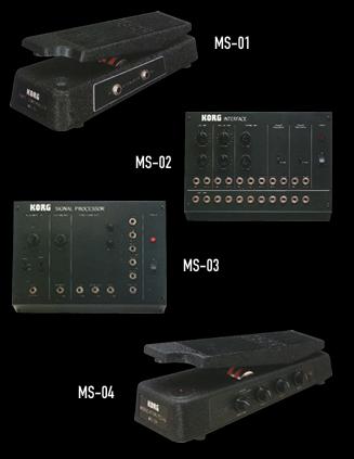 MS-01 / MS-02 / MS-03 / MS-04