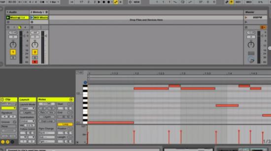 Ableton Live9「オーディオ-MIDI変換のヒントとテクニック」公開!