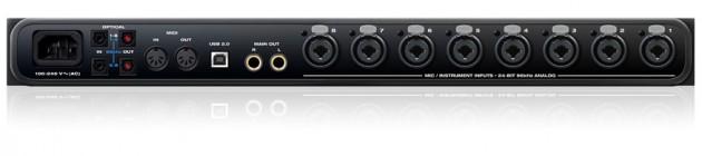 MOTU オーディオインターフェース「8PRE USB」発売!初回限定特価で59800円