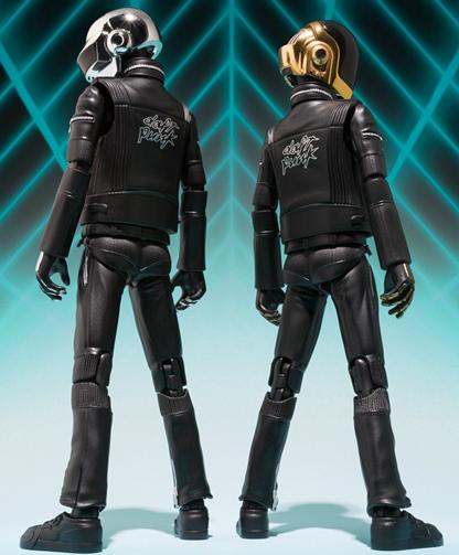 Daft Punkアクションフィギュア発売!