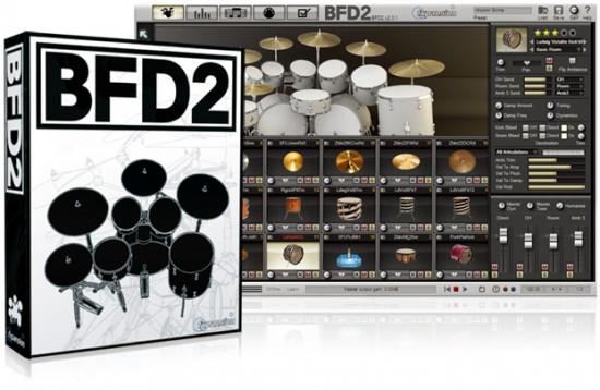 【期間限定】fxpansion BFD2が55%OFFの12,600円!