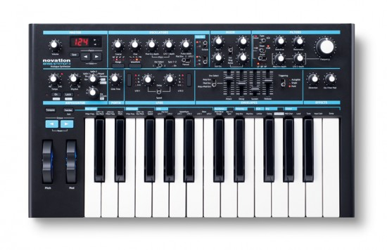 Novation Bass Station II 発売!