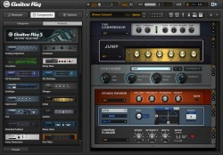 Native Instruments Guitar Rig