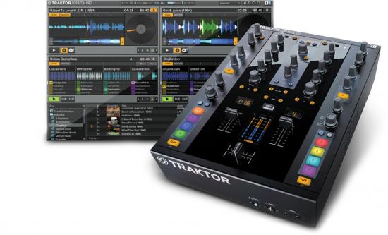 Native InstrumentsのPCDJミキサー「TRAKTOR KONTROL Z2」の情報公開!