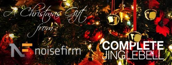 Noisefirm 無料音源「Complete JingleBell」をリリース!