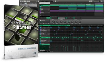 MASCHINEの拡張音源「PULSWERK」が発表されました!