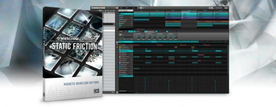 Native Instrumentsドライブ感あるテックハウスを生む新MASCHINE EXPANSION発売!
