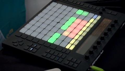 Ableton「LiveとPushでクラフトワークの「The Model」を解体」動画公開!