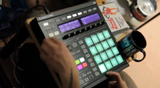 NI 「Japanese beatmasters love Maschine」動画を公開!