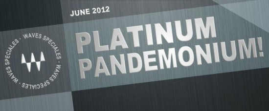 2012年6月のWavesバンドル&COMBO限定特価