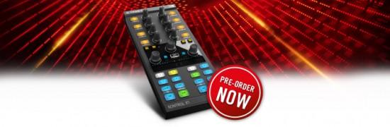 NI 新世代TRAKTOR KONTROL X1を発売!