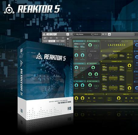 Reaktor 5.8.0がリリースされました。