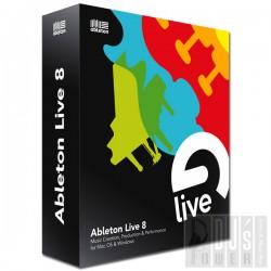 ableton Live 8が数量限定特価で31,800円 (税込) 送料込!