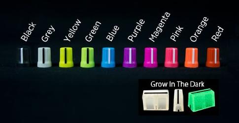 ついにAmazonでもカラーノブ「CHROMA CAPS」が購入可能に!