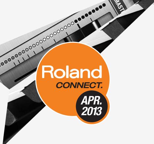 Roland 2013年4月4日に新製品発表か!?