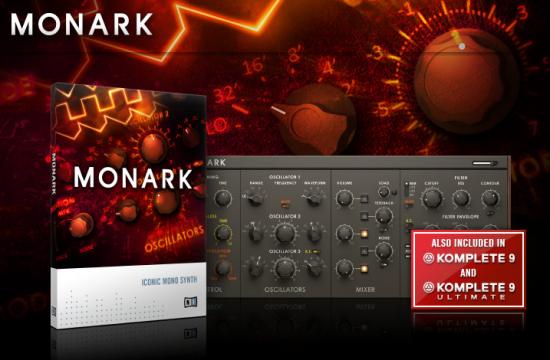 Native Instruments ソフトシンセ MONARK
