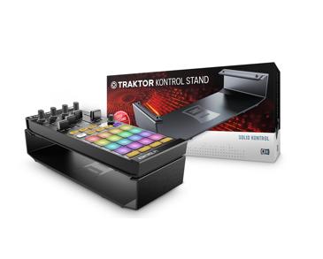 NIからTRAKTOR KONTROL F1、X1用スタンド「TRAKTOR KONTROL STAND」を発売!