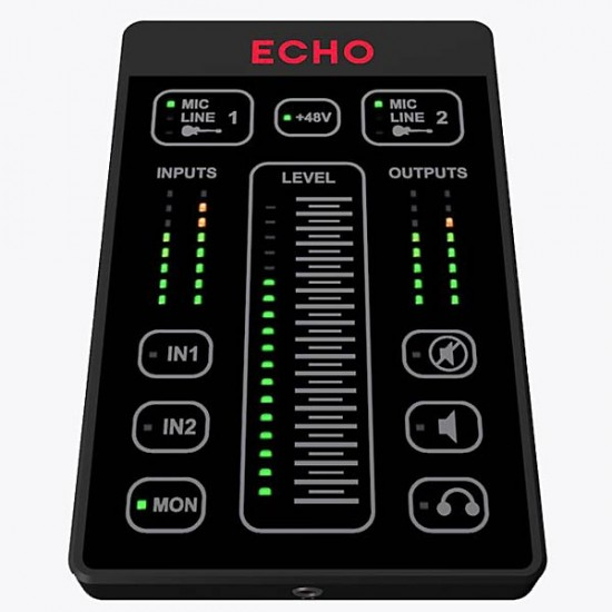 ECHO オーディオインターフェース「ECHO 2」発売!