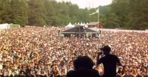 見ておくべきTHA BLUE HERBのFUJI ROCK live映像!