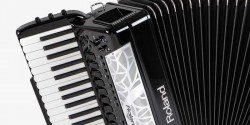 FR-8x Piano type V-Accordion