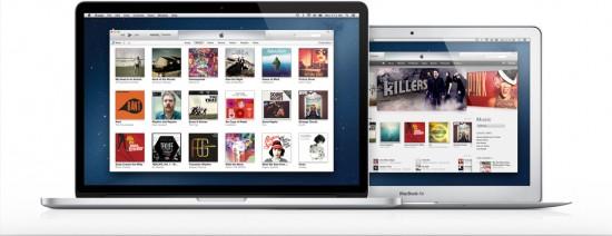 Apple iTunes 11をリリース!