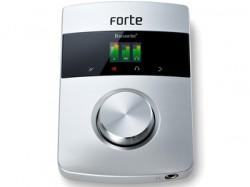 Focusrite 小型オーディオインターフェース「forte」を発売!