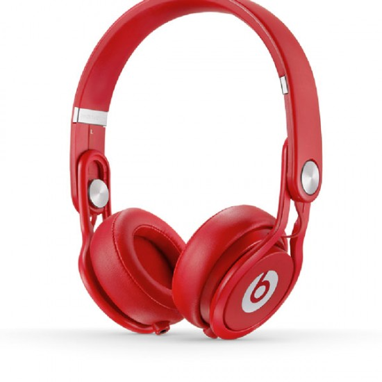 Beats by Dr.Dre 限定カラー「beats mixr Red」発売!