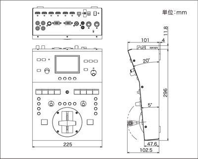 Roland HDMIに対応した4チャンネル10入力/3出力のコンパクト・ビデオ・ミキサー V-4EX発売!