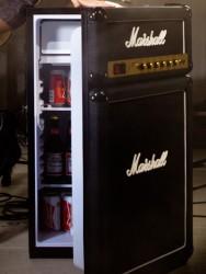 Marshallな冷蔵庫