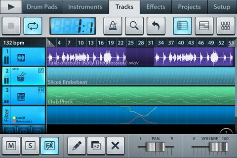 人気音楽制作アプリ「FL Studio Mobile HD」がiPhoneに対応!
