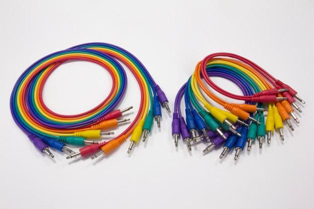 KORG MS-20 mini用パッチ・ケーブル「MS-CABLE-18」発売!