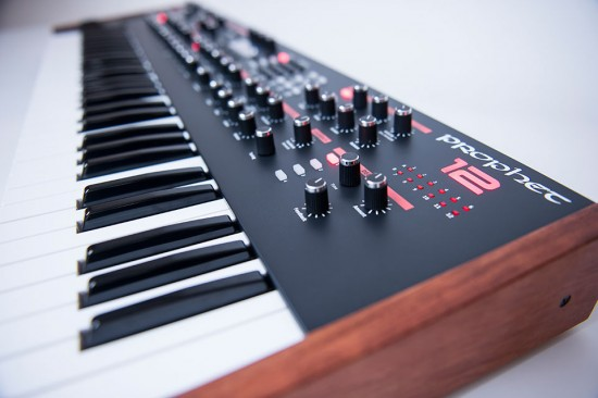 Dave Smith Instruments Prophet12を発売!