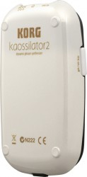 KORG kaossilator2に限定パールホワイトモデルが登場!