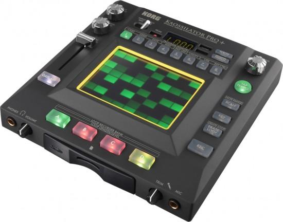 KAOSSILATOR PRO+ ダイナミック・フレーズ・シンセサイザー/ループ・レコーダー