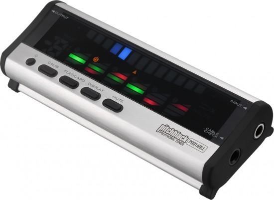 pitchblack Portable ポリフォニック・チューナー
