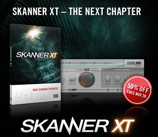 NI:SKANNER XTが期間限定で50%OFF!