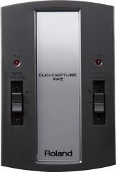Roland iPadにも対応したUSBオーディオ・インターフェース「DUO-CAPTURE mk2」発売!