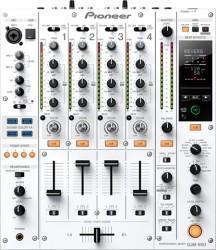 Pionner CDJ-850,DJM-850にパールホワイトカラーが登場!