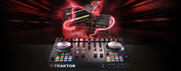 Native Instruments TRAKTOR KONTROL S4とS2 リニューアル!